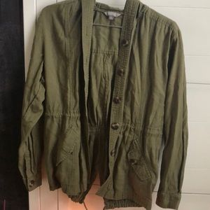 Rubbish utility jacket
